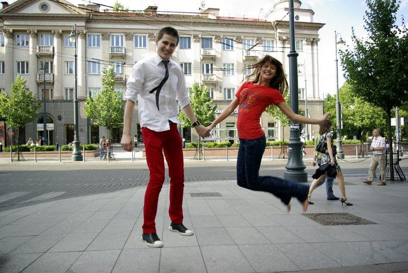 4. Kasparas ir Alina