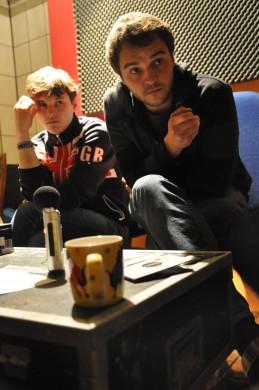 Mikas ir Žilvinas