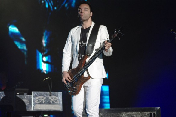 Chris Wolstenholme (Muse)