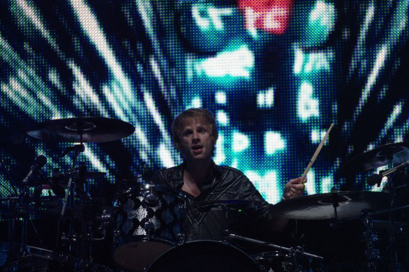 Dominic Howard (Muse)