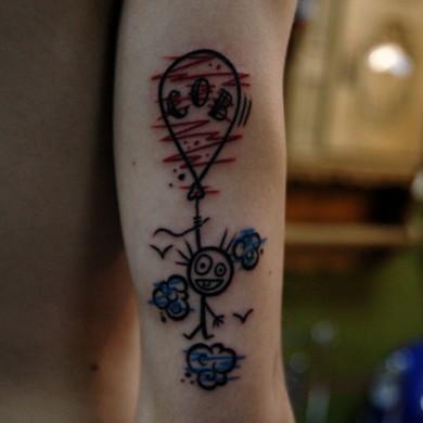 Julijaus tatuiruotė