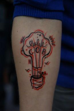 Tomo tatuiruotė