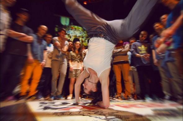 Urban Dance by Giedrius Matulaitis