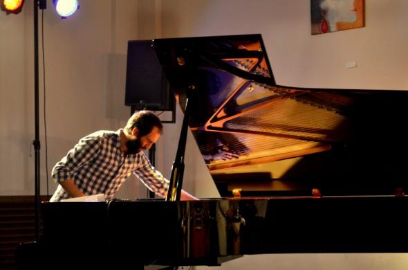 Laurent Dehors Trio