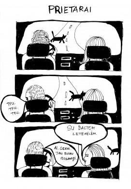Jolitos komiksas