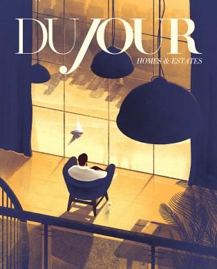 "Viršelis ""DuJour"" žurnalui"
