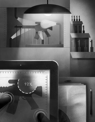 """""""3D printed guns"""""""