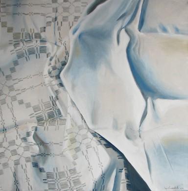 Ilgesys I (Longing I), 70x70cm, drobė, aliejus, 2012