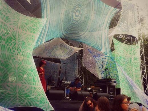 Miglaukas Nibiru festivalyje