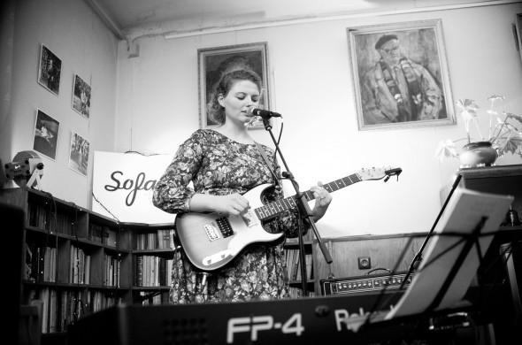Eglė Sirvydytė - foto: D.Pipas (FiftyFifty)