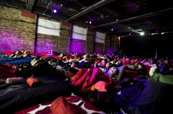 Gulimas meditacinis koncertas LOFTE