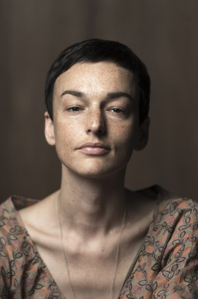 Julija Goyd. Fotografas Maurice Weiss
