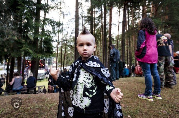 "Publika ""Devilstone 2015"" - foto: Gediminas Bartuška / onstage.lt"