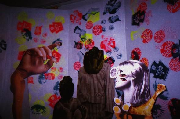 Liverpool Psych Fest instaliacija