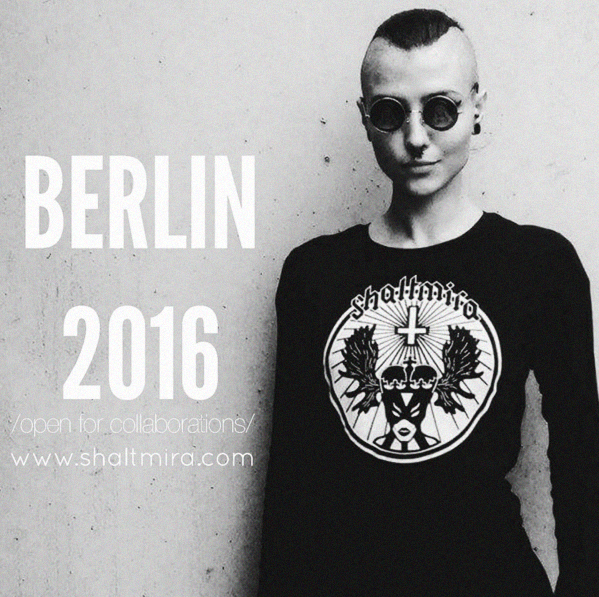 SHALTMIRA BERLIN 2016