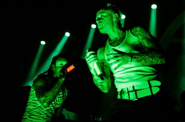 The Prodigy Vilniuje - foto: Gediminas Bartuška / onstage.lt