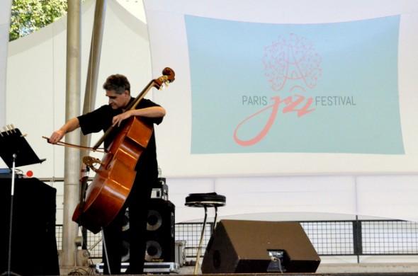 """""""Paris Jazz Festival"""" - foto: Ieva Mikalkevičiūtė"""