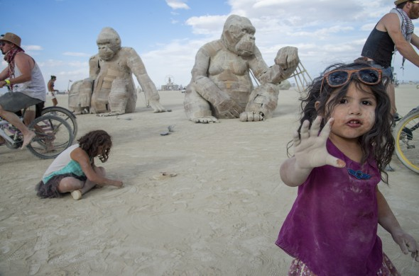 Burning Man 2016 - foto: Romualdas Požerskis