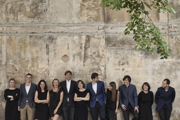 """""""Do architects"""" komanda - foto: Audrius Solominas"""