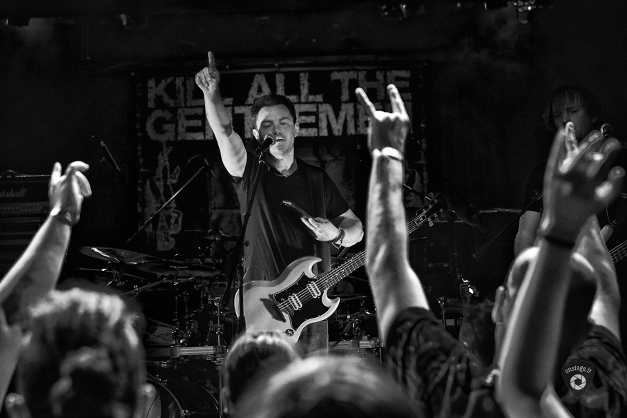 Kill All The Gentlemen - foto: Gediminas Bartuška / onstage.lt