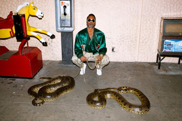 Shabazz Palaces - foto: Patrick O'Brien-Smith
