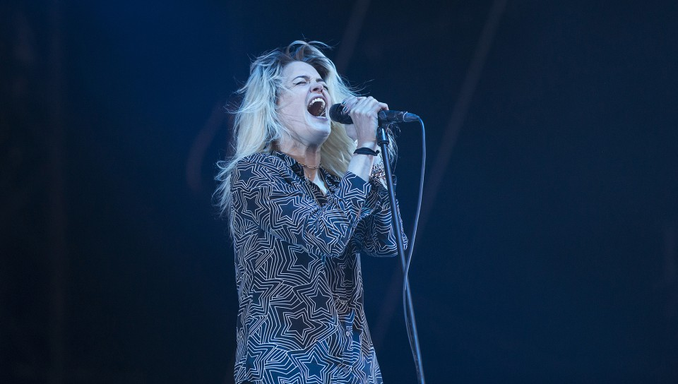 "The Kills ""Open'er 2017"" - foto: Vidas Černiauskas"