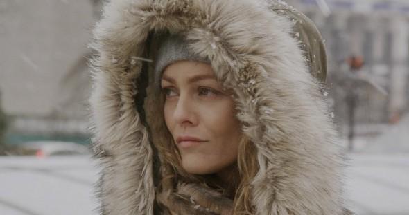 """Vanessa Paradis - kadras iš filmo """"Šerkšnas"""""""