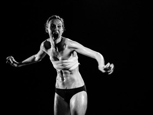 "Spektaklis ""Trans Trans Trance"" - foto: Tomas Ivanauskas"