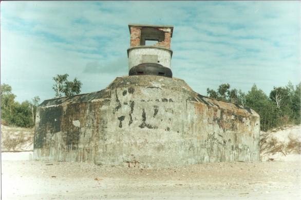 Melnragės bunkeris