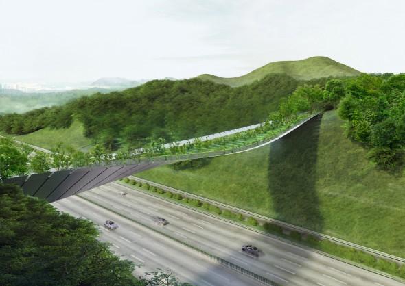 zaliojo-tilto-projektas-seule