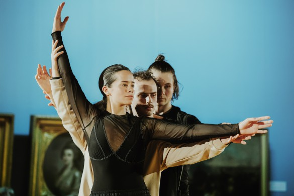 """Commensurate to be with"" akimirka - foto: Svetlana Batura"