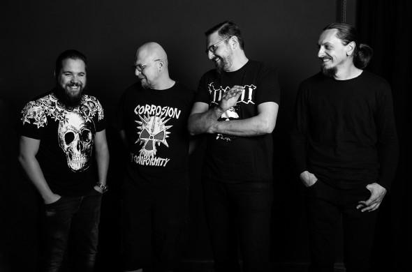 Mountainside 2018 - foto: grupės archyvas