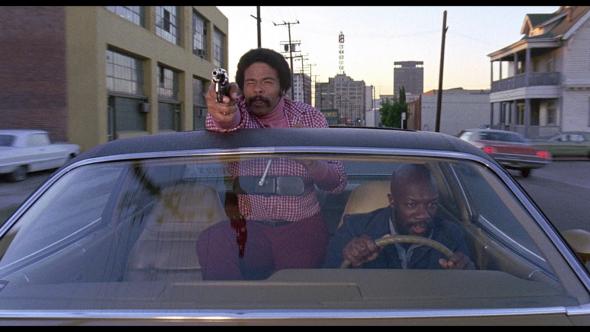 kadras is filmo Truck Turner (1974)
