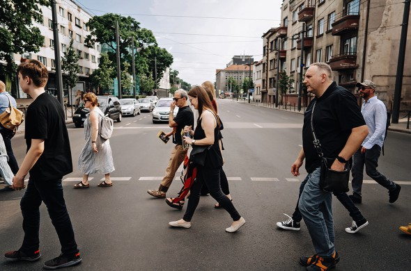 Bienalė - foto: Martynas Plepys