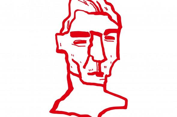 Rammstein - iliustracija: Martyna Ratnikaitė