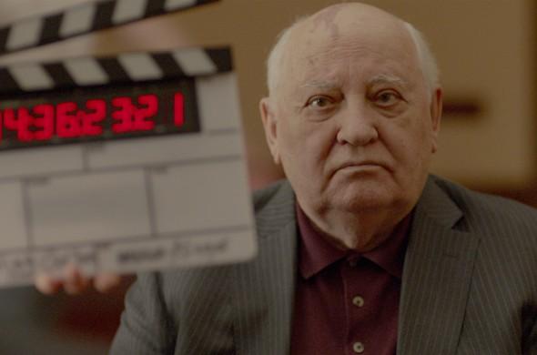 Kadras is filmo Herzogas Gorbaciovas